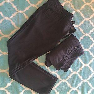 TWO PAIR Express knit pants / leggings